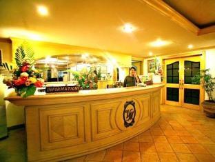 Villa Margarita Hotel Davao City - Khu vực lễ tân