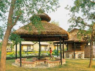 Maruni Sanctuary Lodge Chitwan - notranjost hotela