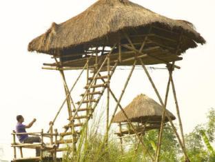 Maruni Sanctuary Lodge Chitwan - zunanjost hotela