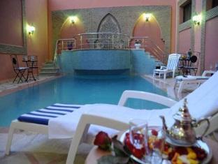 Residence Hotel Assounfou Marrakech - Swimming Pool