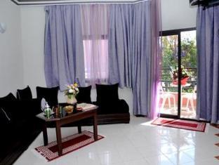 Residence Hotel Assounfou Marrakech - Living Room