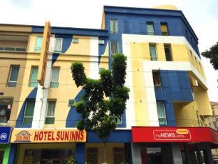 Sun Inns Kota Damansara Kuala Lumpur - Hotel z zewnątrz