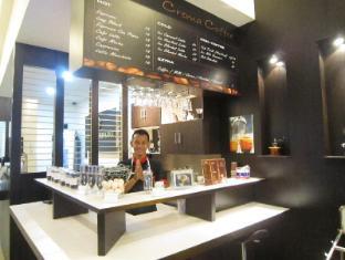 韋斯瑪經濟酒店 棉蘭 - 咖啡店