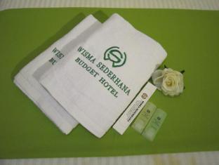 韋斯瑪經濟酒店 棉蘭 - 衛浴間