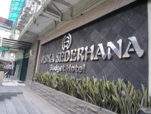 Wisma Sederhana Budget Hotel Медан