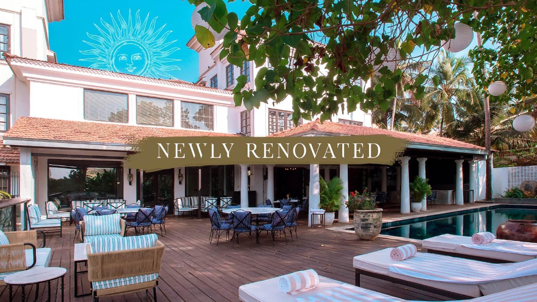 Sol De Goa Hotel