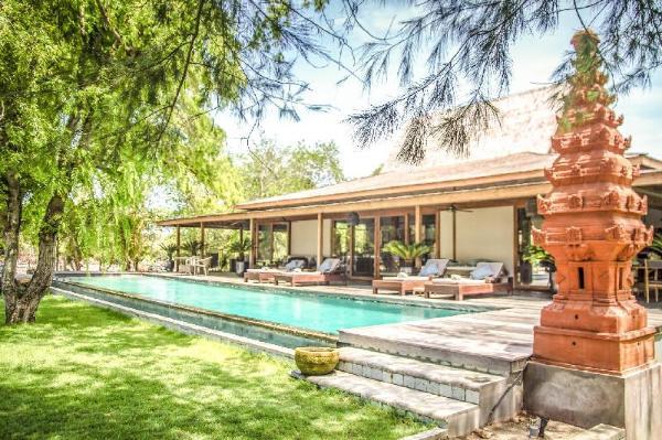 Villa Pulau Cinta Lombok