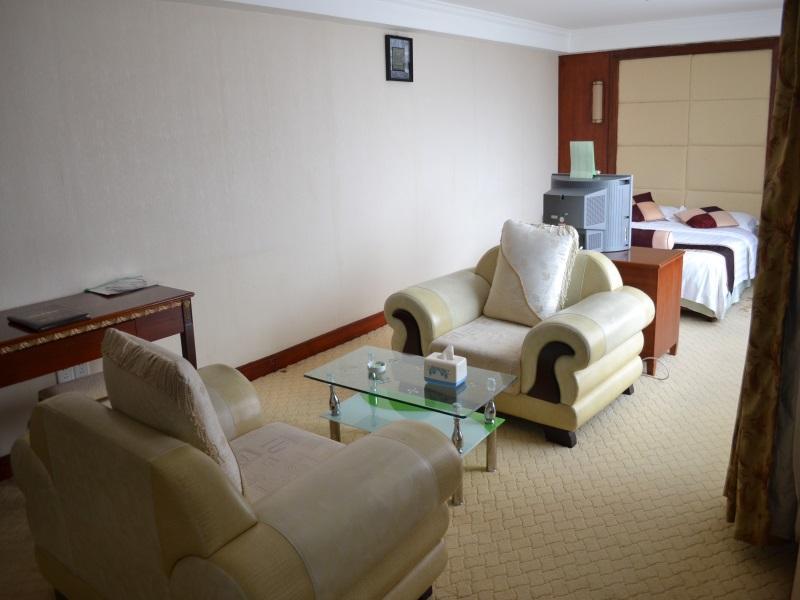 Review Jing Yue Resort