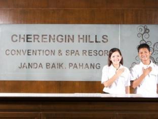 Cherengin Hills Convention & Spa Resort Janda Baik - Reception Area
