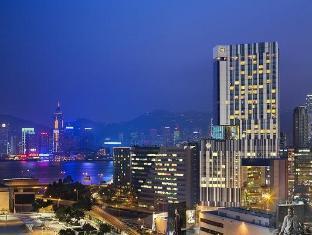 Hotel Icon Hong Kong - Hotellin ulkopuoli
