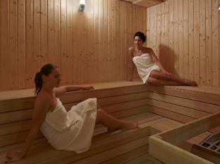 The Chateau Spa & Organic Wellness Resort Bentong - Sauna Room