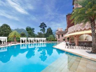 The Chateau Spa & Organic Wellness Resort Bentong - Salt Swimming Pool