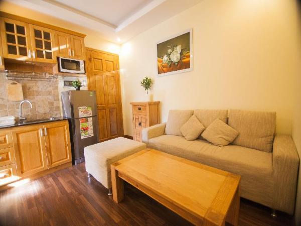 Merin City Suites Standard Apartment 1 Ho Chi Minh City
