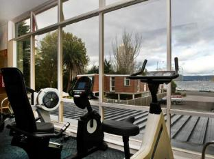 Motel 429 Sandy Bay Road Hobart - View from Gym