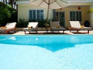 Villa Srey Boutique Hotel Phnom Penh - Swimming Pool