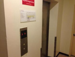 My Hotel @ Bukit Bintang Kuala Lumpur - Lift