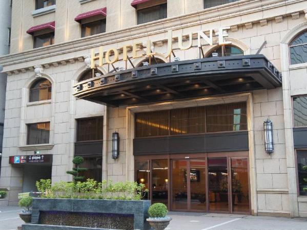 Hotel June Taipei