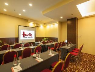 Harolds Hotel Cebu City - Møderum