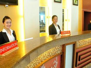 Hotel Elizabeth Cebu Cebu City - Resepsjon