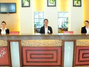 Hotel Elizabeth Cebu Cebu City - Reception