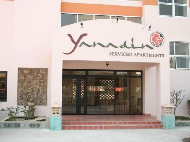 ยานาดิน เซอร์วิส อพาร์ตเมนต์ – Yanadin Serviced Apartment