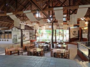 Bohol Bee Farm Hotel Panglao sala - Restorāns