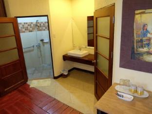 Bohol Bee Farm Hotel Panglao sala - Vannas istaba