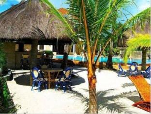 Linaw Beach Resort and Restaurant Wyspa Panglao - Basen