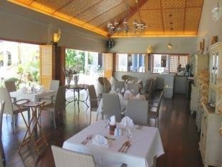 Linaw Beach Resort and Restaurant Wyspa Panglao - Restauracja