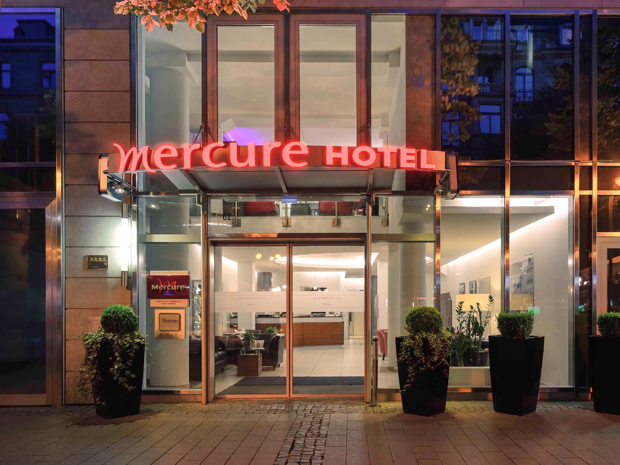 Mercure Frankfurt City Center Hotel