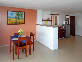 Bohol Vantage Resort Panglao Island - XXL Deluxe Apartment Dining
