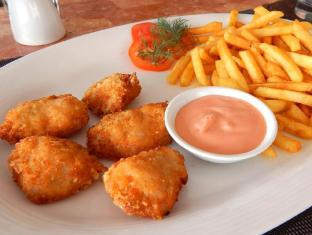 Bohol Vantage Resort Panglao Island - Chicken Nuggets and Fries