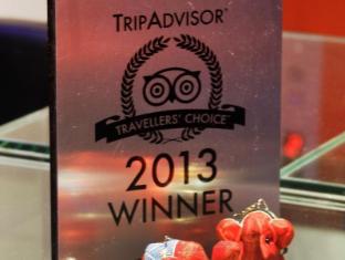 Patong Terrace Boutique Hotel Phuket - Award