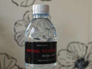 Patong Terrace Boutique Hotel Phuket - Bottled water