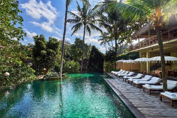 Komaneka at Rasa Sayang Ubud Hotel Bali