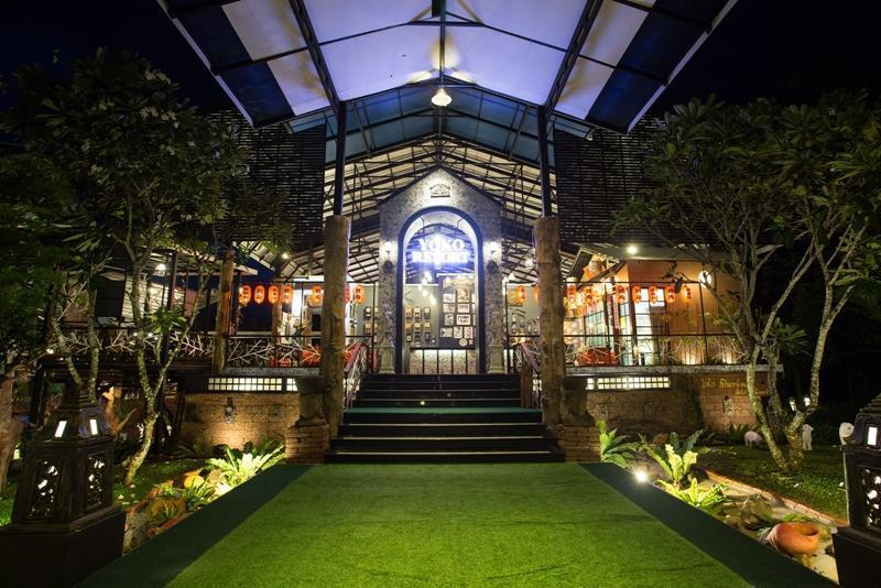 Yoko River Kwai Resort โยโกะ ริเวอร์แคว รีสอร์ท