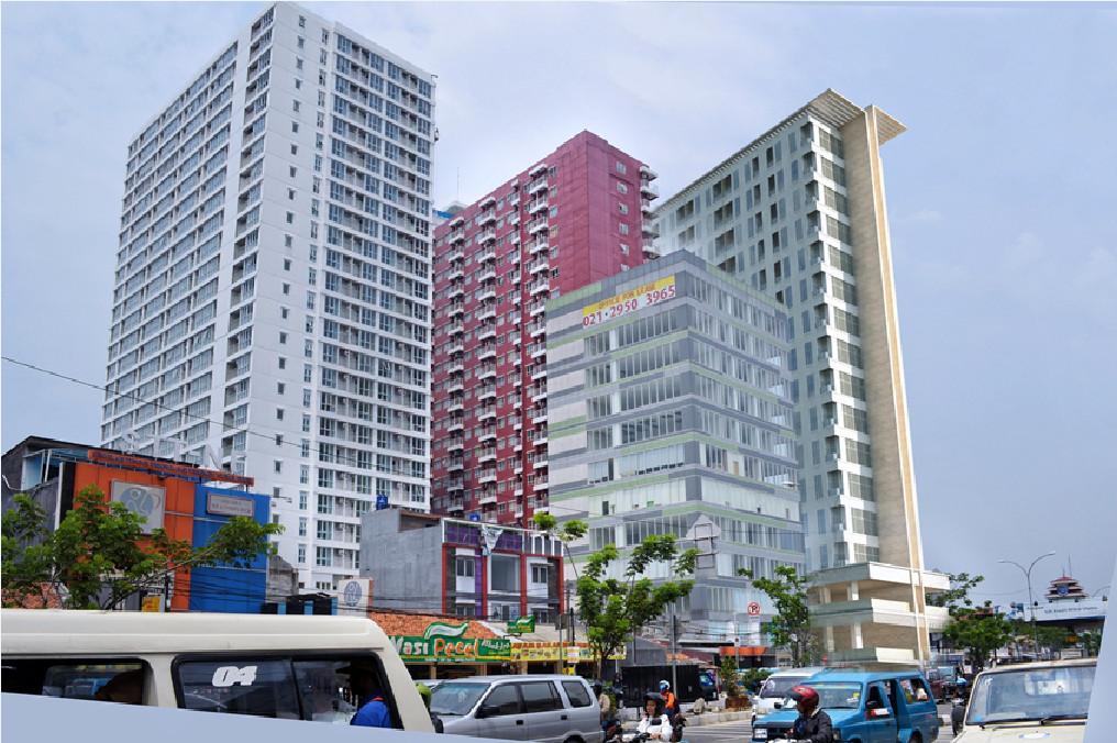 Hotels Reviews: Studio Taman Melati Margonda – Win Rooms 3 – Photos, Rates and Deals