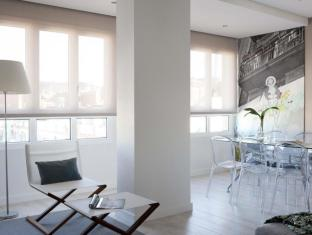 Eric Vökel Boutique Apartments – Gran Via Suites Barcelona - Guest Room