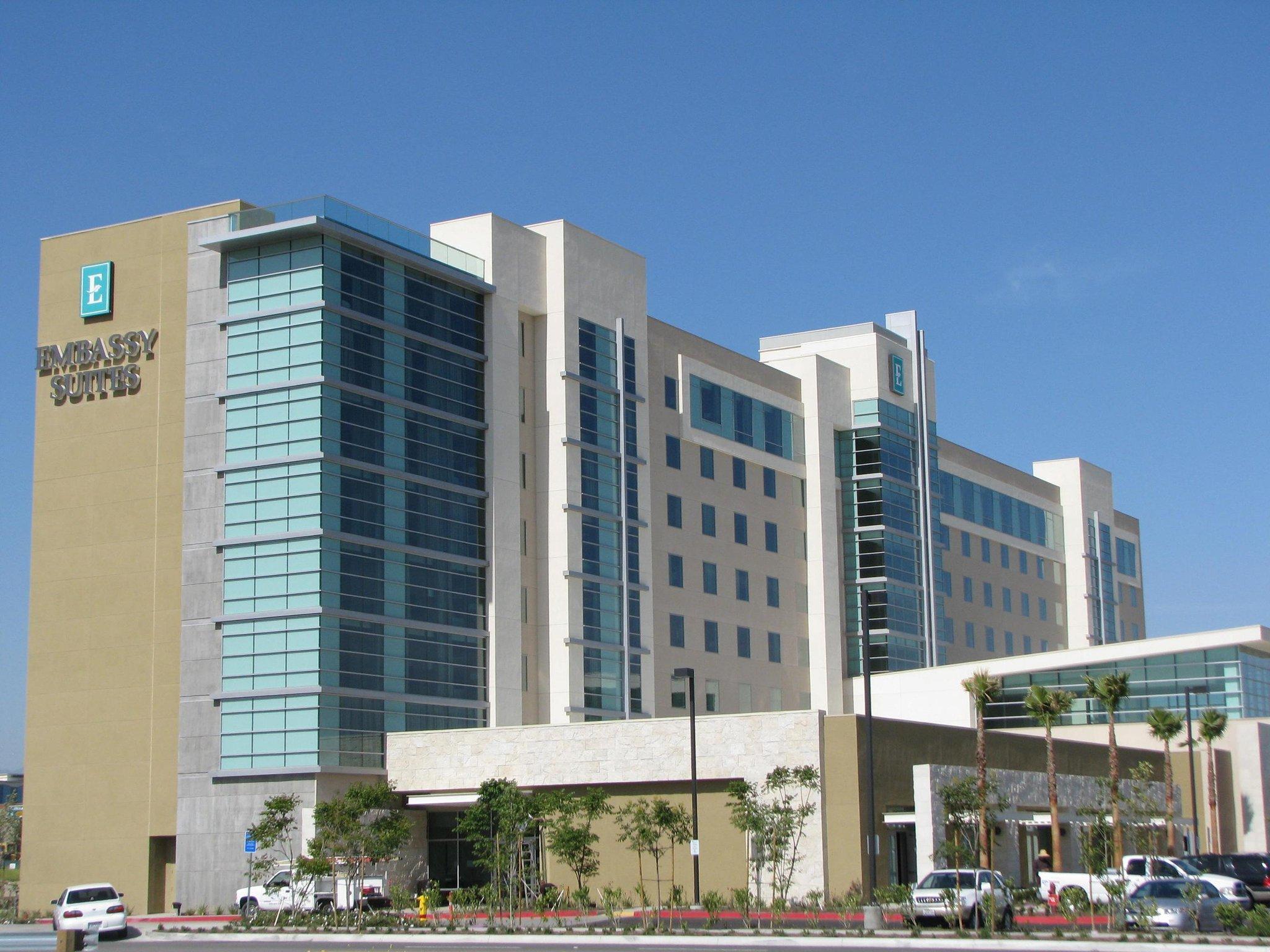Embassy Suites Ontario Airport Hotel