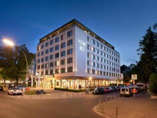Pestana Berlin Tiergarten Berlynas - Viešbučio išorė