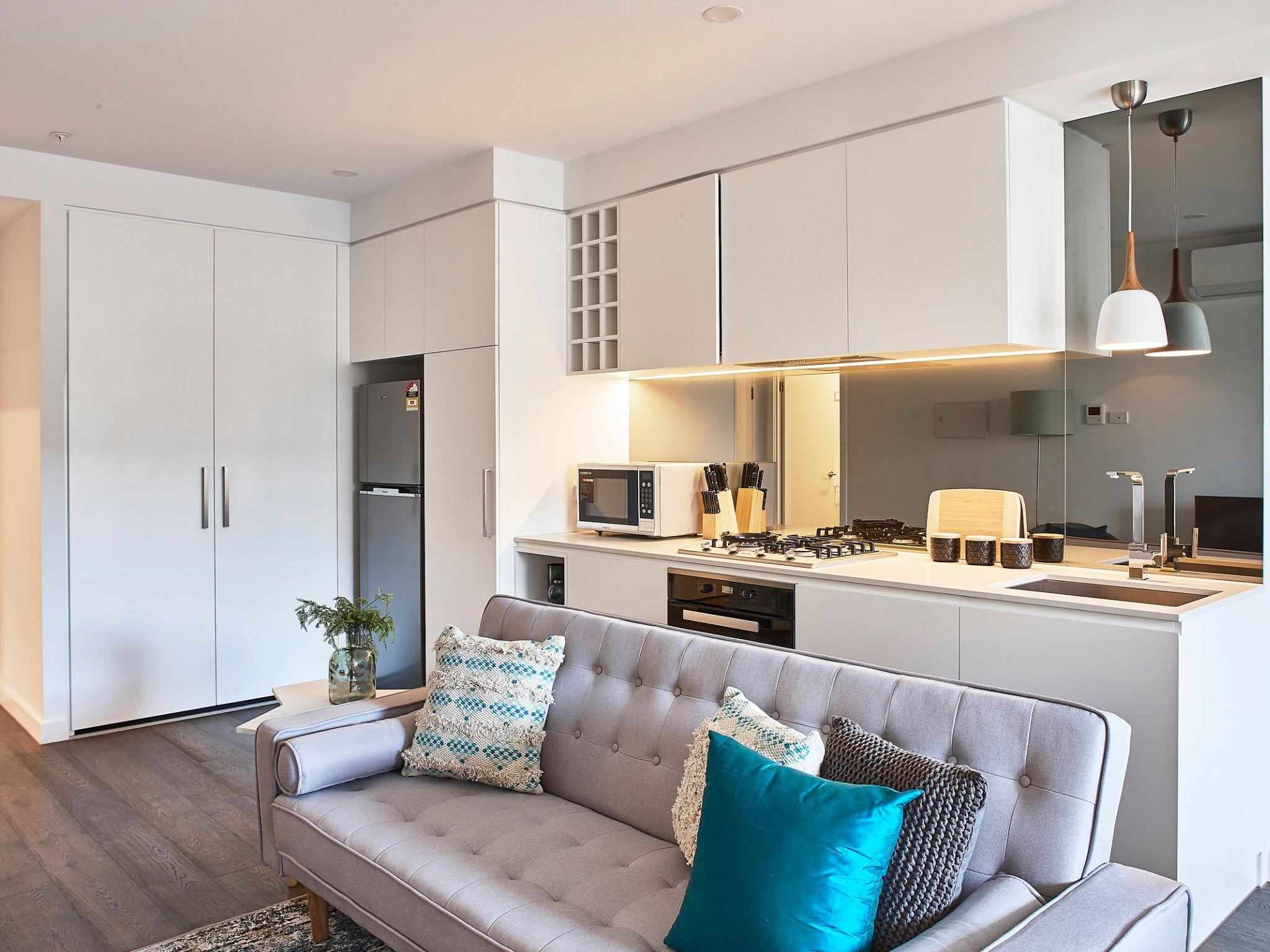 'The Marc 203' Stunning 2 Bed 2 Bath Free Parking