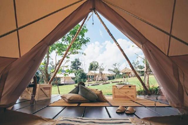 แคมปิเนส แคมปิ้ง แอนด์ ฟาร์มสุข – Campiness Camping & Farmsook
