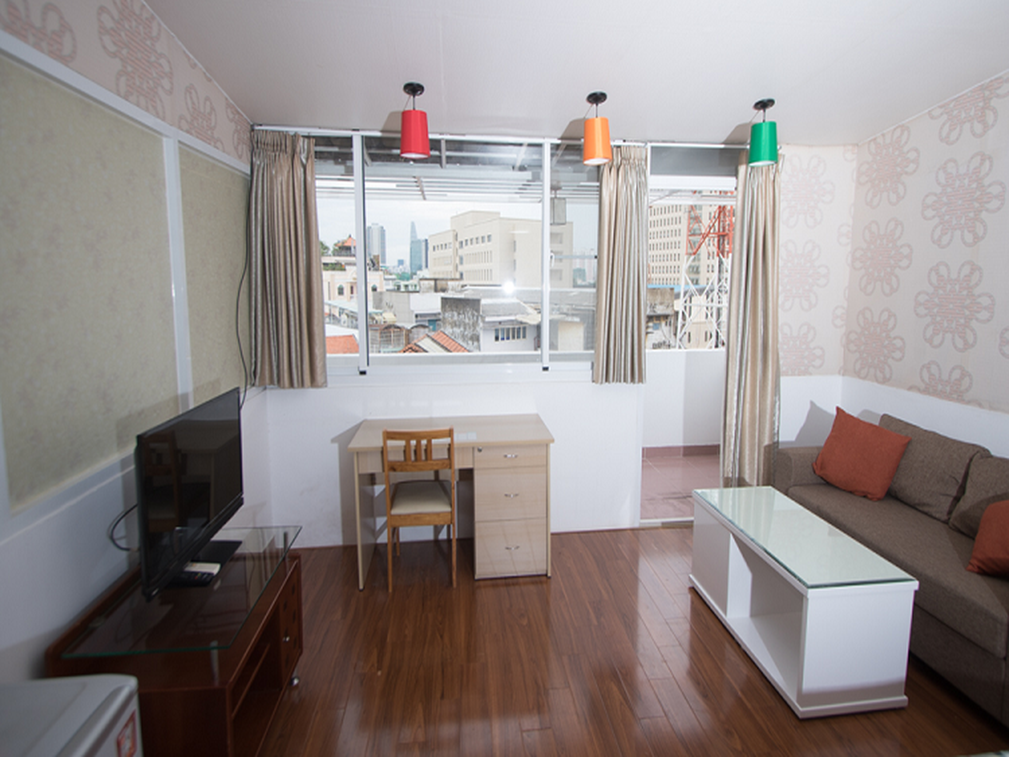 Smiley Apartment 3  501 Seviced One Bedroom With Balcony