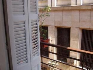 Hotel Royal Cairo - Balcony/Terrace