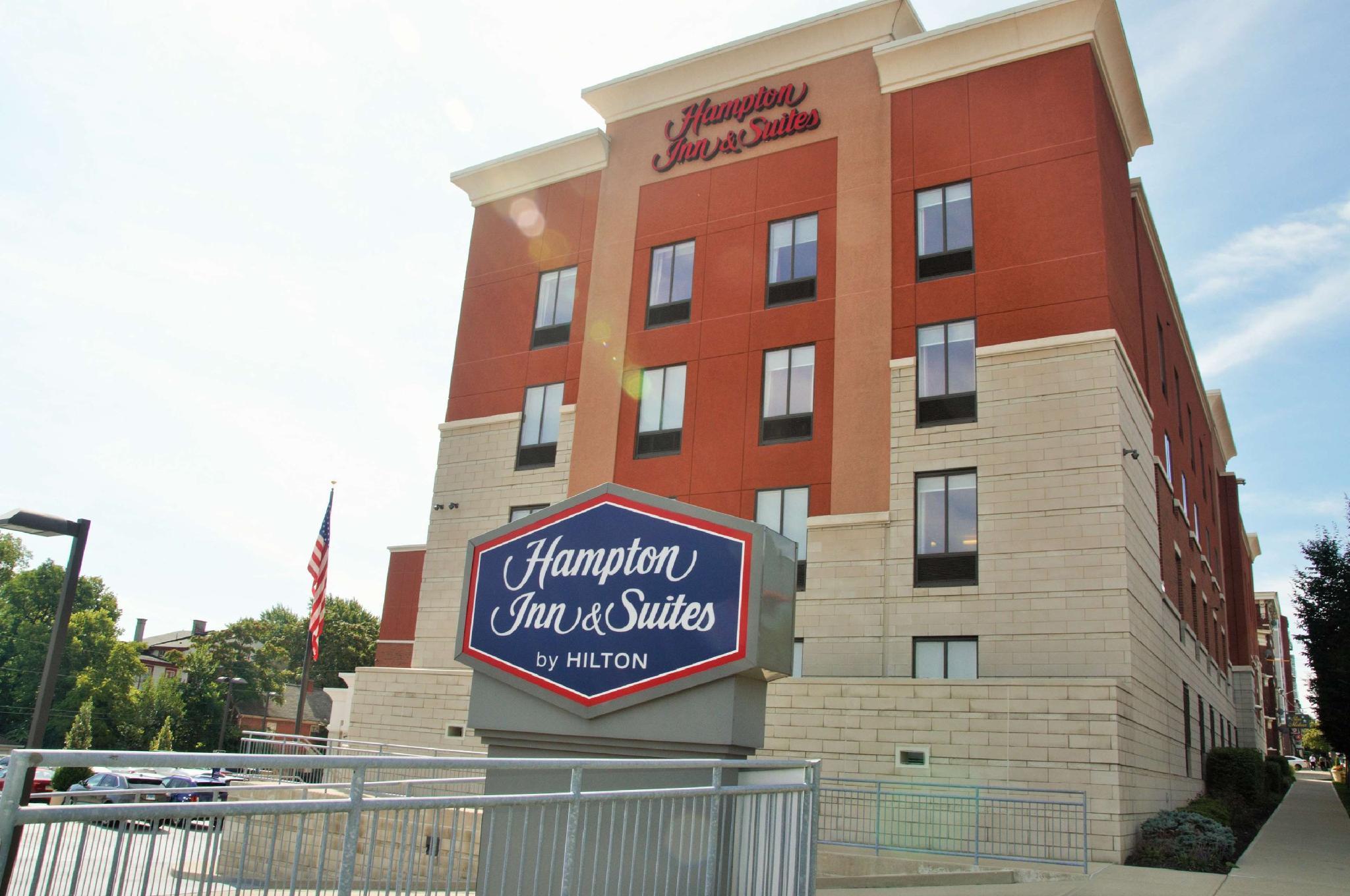 Hampton Inn And Suites Cincinnati Uptown University Area