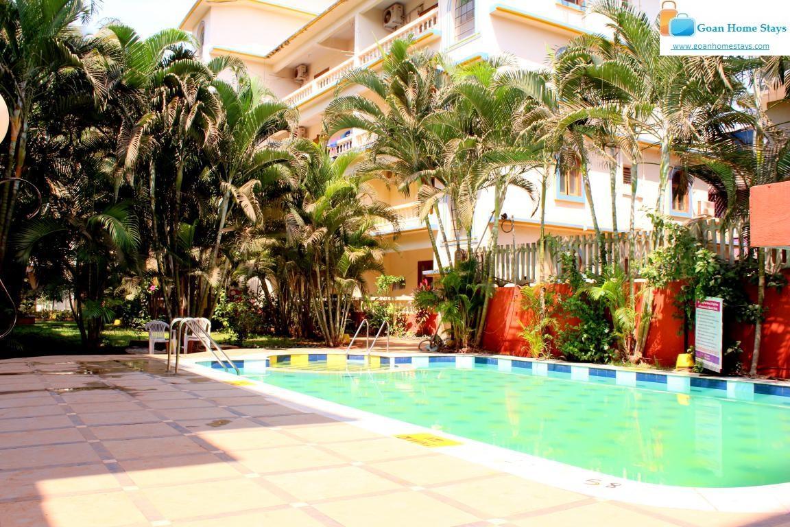 Calangute Salsa Luxury Apartment