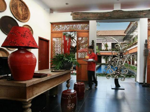 Kamar Kamar Rumah Tamu Boutique Hotel