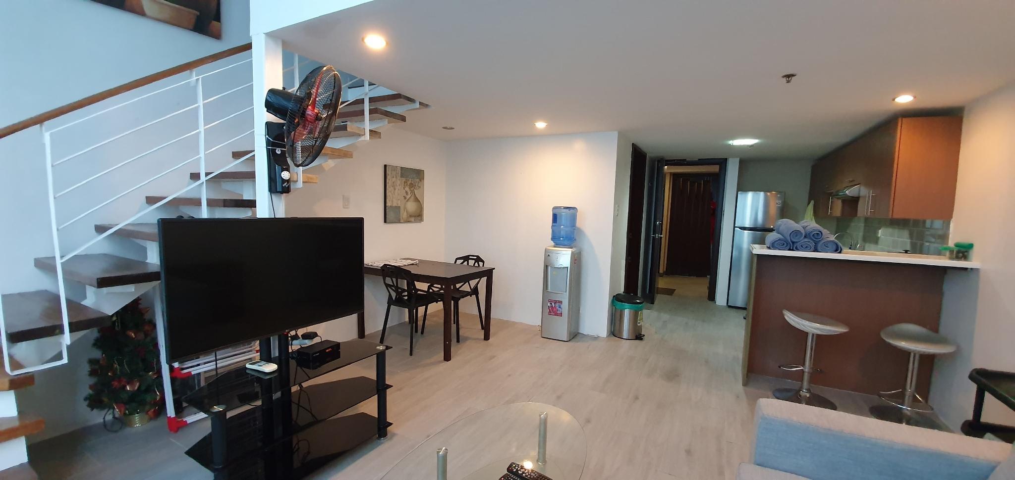 Cebu Center Ultima 2Bed 2Bath Loft Condo