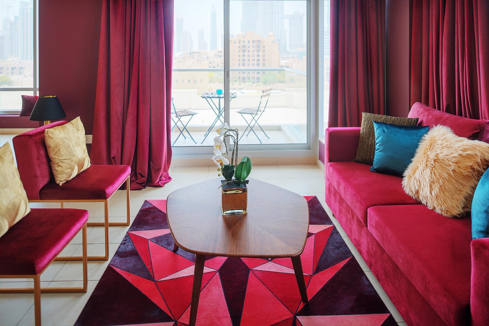 Dream Inn   Burj Views Tower B 2 Bedroom
