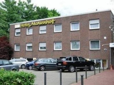 Hotel Marienhof Dusseldorf Neuss